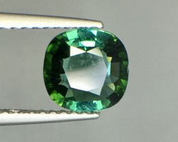 1.06 Cts Untreated Indicolite Tourmaline Awesome Color ~ Afghanistan 7