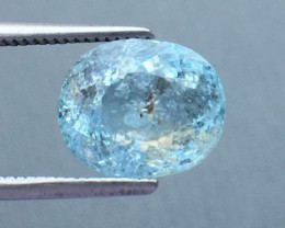 Certified 4.27 Cts Paraiba Tourmaline Attractive Higher Color ~ Mozambique