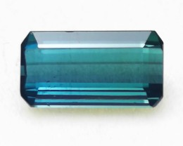 !! 2.05 cts Blue Color Tourmaline Gemstone African