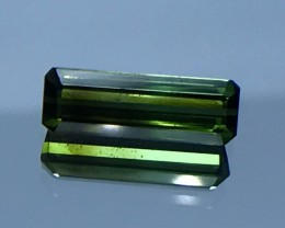 1.86 CT NATURAL GREEN TOURMALINE HIGH QUALITY GEMSTONE S48