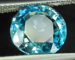 3.50 Crt  Beautiful Zircon  Gemstone ~ Combodia