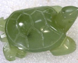 105.50 CTS Natural Jade Carving  LG-2023