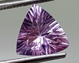 1.65 Cts FANCY AMETHYST Best Grade Gemstones JI 19