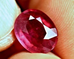 5.10 Carat Fiery Ruby - Gorgeous