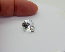 7.67Ct TOPAZ ( Killiercrankie Diamond ) Specialty Cut stone