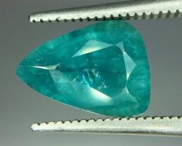 2.90 Crt  Grandidierite Rare Top Quality Faceted Gemstone Beautiful Color