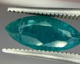 1.95 Crt  Grandidierite Rare Top Quality Faceted Gemstone Beautiful Color