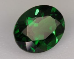 0.31 ct CHROME TOURMALINE - VVS!  UNTREATED!