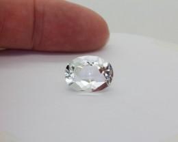 8.56Ct TOPAZ ( Killiercrankie Diamond ) Specialty Cut stone