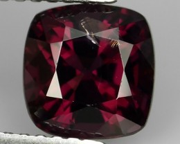 2.10  CTS DAZZLING NATURAL RARE TOP LUSTER INTENSE PINK SPINEL
