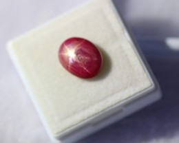 5.18ct Natural 6 Rays Star Ruby Lot GW1137