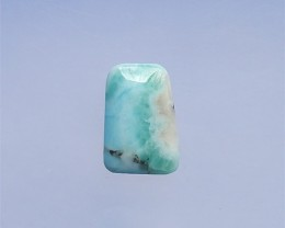 22.5ct On sale Nugget Larimar Cabochon(18040907)