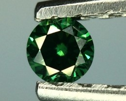 0.16 Crt Natural Daimond Faceted Gemstone (975)