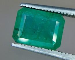 2.90 Crt Emerald Faceted Gemstone