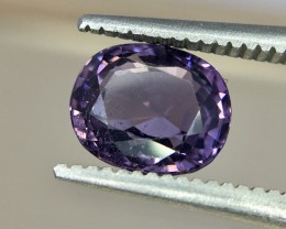 1.50 Crt Spinel Faceted Gemstone