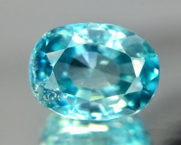 3.65 Crt Zircon Faceted Gemstone