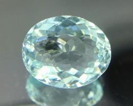 1.65 Crt Zircon Faceted Gemstone