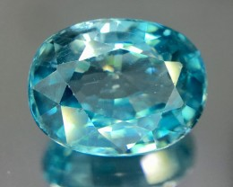 3.15 Crt Zircon Faceted Gemstone