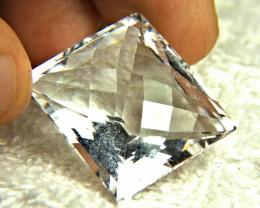 68.54 Carat Fancy Cut African Quartz with Stars - Gorgeous