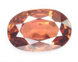 3.80 Ct Brilliant Color Combodian Zircon
