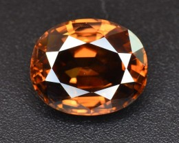 4.45 Ct Top Quality Combodian Zircon
