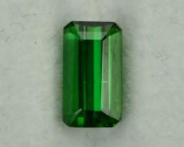 1.309 Cts Wonderful Green Tourmaline