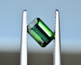 1.216 Cts Fabulous Green Tourmaline