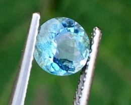 0.70Cts Natural Aquamarine