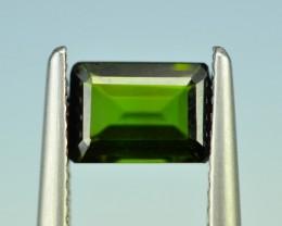 1.121 Cts Fabulous Green Tourmaline
