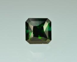 3.779 Cts Fabulous Green Tourmaline