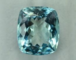 16.16 Cts Stunning Lustrous Blue Aquamrine