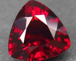 NO RESERVE! 2.05 Ct VVS Unheated Deep Red Mahenge Spinel $6000