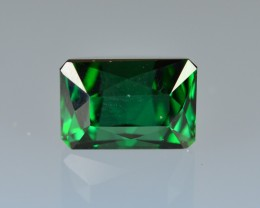 5.518 Cts Fabulous Green Tourmaline