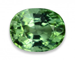 3.17 Cts Gorgeous Natural Mozambique Green Tourmaline