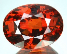 2.37 Cts Natural Mandrain orange Spessartite Garnet Oval Cut Namibia Gem