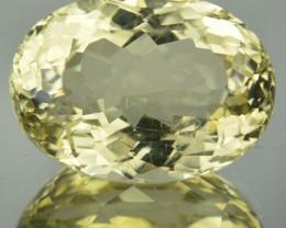 14.73 Cts Natural Yellow Labradorite Oval Cut African Gem