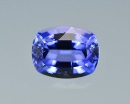 3.742 Cts Ravishing Natural Tanzanite