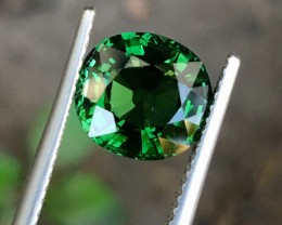 2.85Cts Marvelous Luster Green Tourmaline
