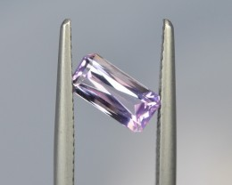 1.187 Cts Beauteous Madagascar Lavender Spinel