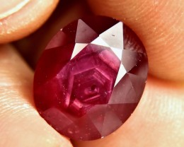 11.14 Carat Fancy, Fiery Ruby - Gorgeous