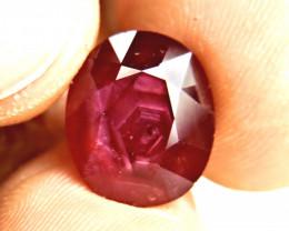 11.14 Carat Fancy, Fiery Ruby - Gorgeous