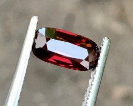 1.20Cts Elegant Red Wine Spinel
