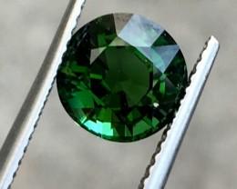 2.55Cts Wonderful Green Tourmaline