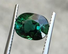 3.75Cts Glorious Green Tourmaline