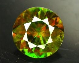AAA Color 2.90 ct Chrome Sphene from Himalayan Range Skardu Pakistan
