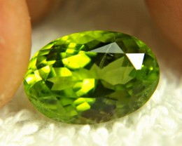 5.80 Carat Himalayan Natural VS/SI Peridot - Gorgeous