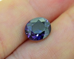 Cobalt Blue Spinel 2.84 Ct. Untreated RARE  (00461)