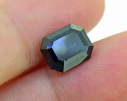 Cobalt Blue Spinel 3.67 Ct. Untreated RARE (BIG Face) (00537)