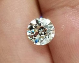 GIA CERTIFIED 0.70ct  L /VS1 Diamond , 100% Natural Untreated