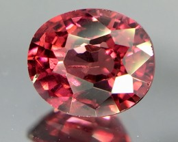 1.10 Crt Red Spinel Faceted Gemstone (R 168)